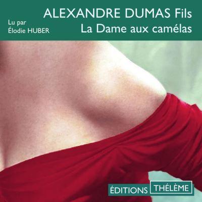 La Dame aux camélias - 9791025601860 - 16,99 €