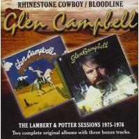 Rhinestone cowboy/bloodlines/inclus 3 titres bonus