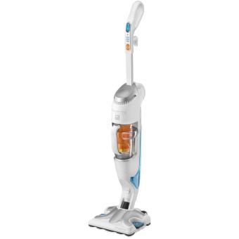 Aspirateur Balai Vapeur Rowenta Clean & Steam RY7557WH 1700W Blanc et Argent