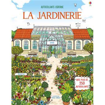 La Jardinerie Autocollants Usborne Broche Struan Reid Nuria
