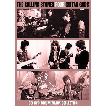 Four guitars gods Documentaire DVD