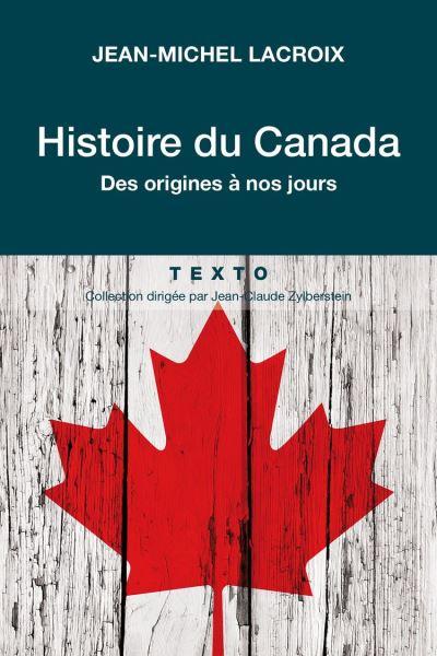Histoire du Canada - Des origines à nos jours - 9791021022010 - 9,99 €