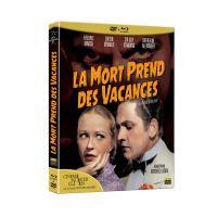 La Mort prend des vacances Combo Blu-ray DVD