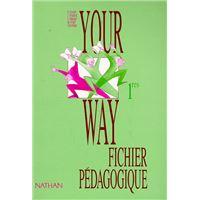 Your way 1e professeur 1994
