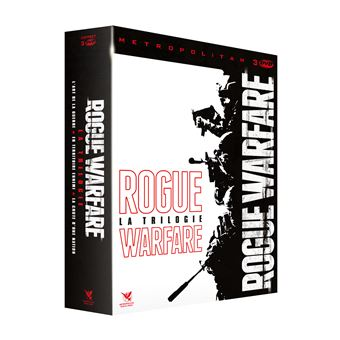 Rogue WarfareCoffret Rogue Warfare La Trilogie DVD