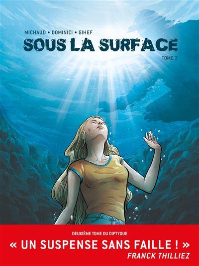 Sous la surface BD
