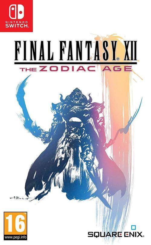 Final Fantasy XII The Zodiac Age Nintendo Switch