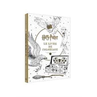 Harry Potter Le Livre De Coloriage Harry Potter Le Livre De Coloriages