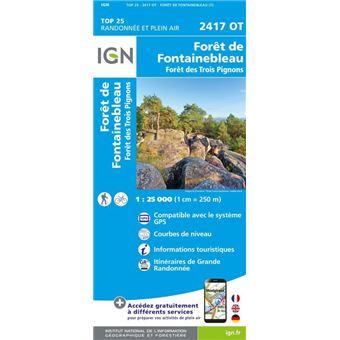 Forêts de Fontainebleau et des Trois Pignons