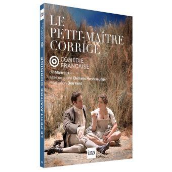 Le Petit-Maître corrigé DVD