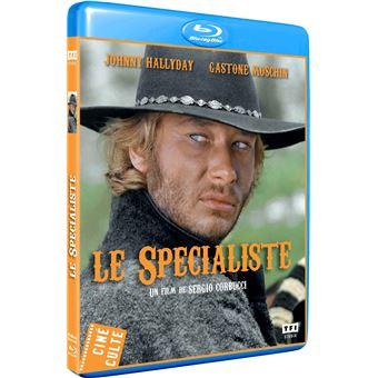 Le Spécialiste Blu-ray