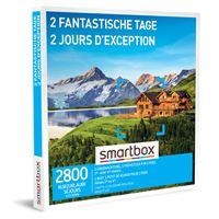 Coffret cadeau Smartbox 2 Jours d'exception