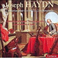 Concertos Pour Cor 1 Et 2