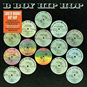 B Boy Hip Hop - 2LP 180g  Vinil 12''
