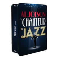 Le chanteur de jazz - Combo Blu-Ray + DVD - Edition Boîtier métal