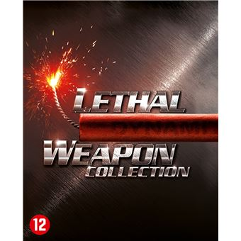 Lethal Weapon Collection 1-4