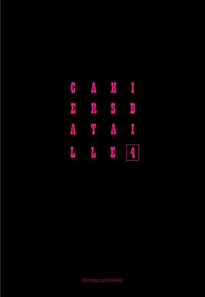 Cahiers Bataille