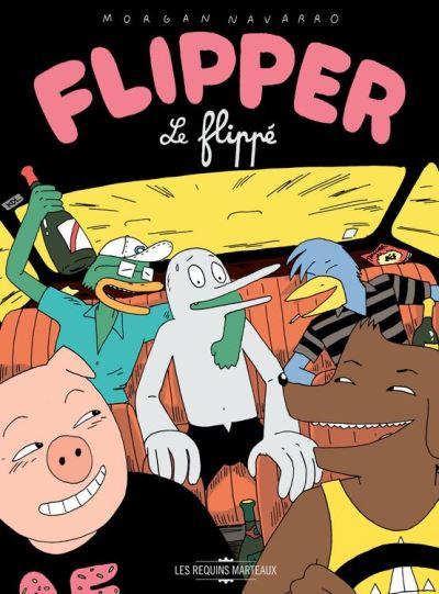 Flipper le flippé - 9782849612019 - 6,99 €