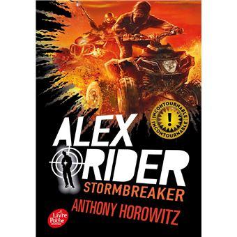Les aventures d'Alex RiderAlex Rider - Stormbreaker (Coll.Réf.) - Version sans jaquette