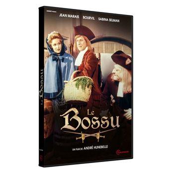 Le Bossu DVD