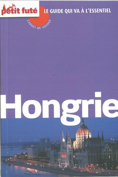 Hongrie 2015 carnet petit fute