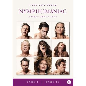 NYMPHOMANIAC 1-2-2 DVD-VO ST NL FR