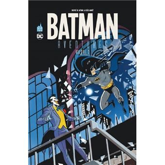 Batman AventuresBatman aventures
