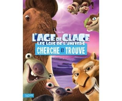 L'âge de glace - Cherche et trouve Tome 5 : Age de Glace 5 - Cherche et Trouve
