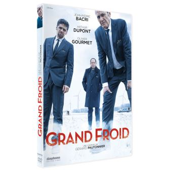 Grand froid DVD