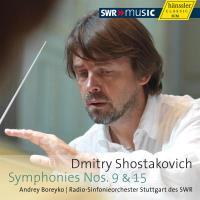 Symphonies No.9 & 15