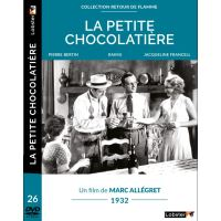 La Petite chocolatière DVD