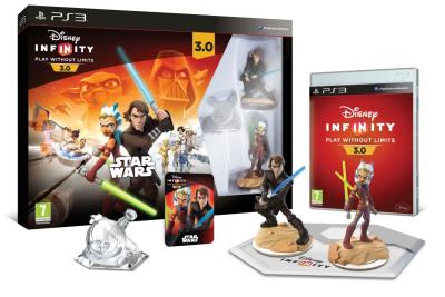Pack de démarrage Disney Infinity 3.0 Star Wars PS3