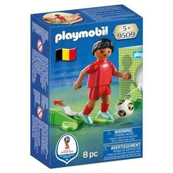 Voetbalspeler België - PLAYMOBIL Sports & Action - 9509