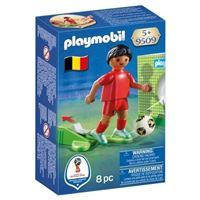 Voetbalspeler België - PLAYMOBIL Sports & Action - 9509