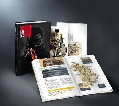 Guide Metal Gear Solid 5 Phantom Pain Collector  - Solution de jeu