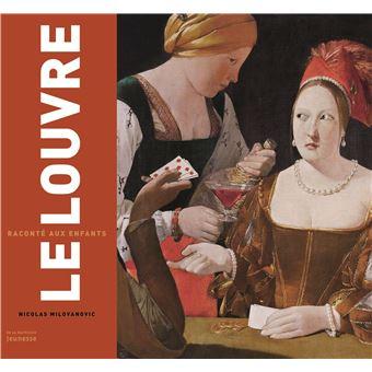 Le Louvre raconté aux enfants