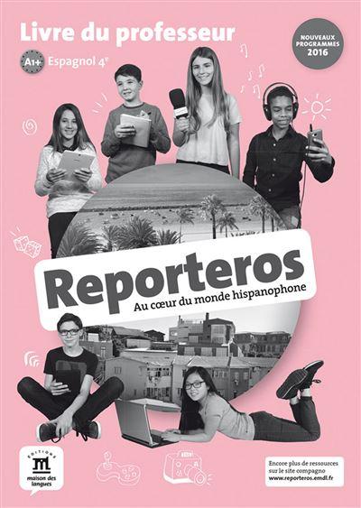 Reporteros 4ème