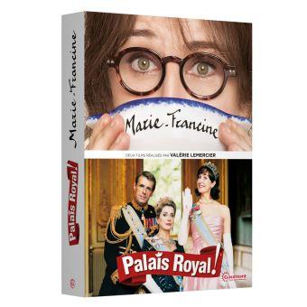 Coffret Marie-Francine, Palais Royal ! DVD