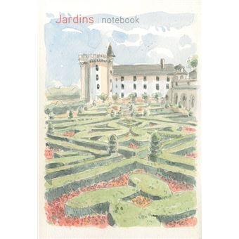 Jardins Notebook