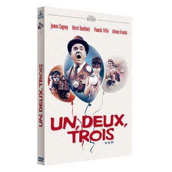 Un, deux, trois DVD