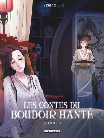 Contes du boudoir hanté