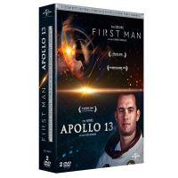 Coffret A la Conquête de la Lune 2 Films DVD