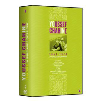 Coffret Chahine 1950-1982 10 Films DVD