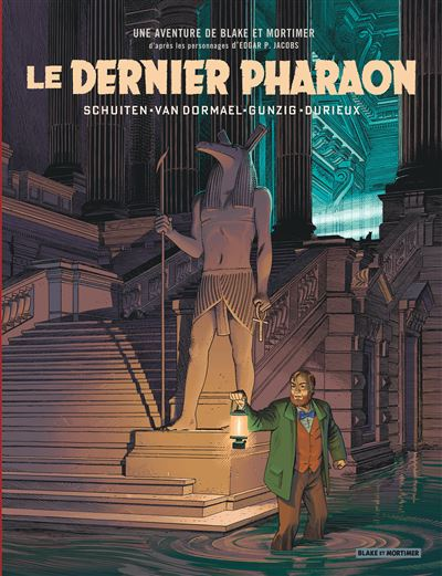 Hors-série Blake et Mortimer - Le Dernier Pharaon