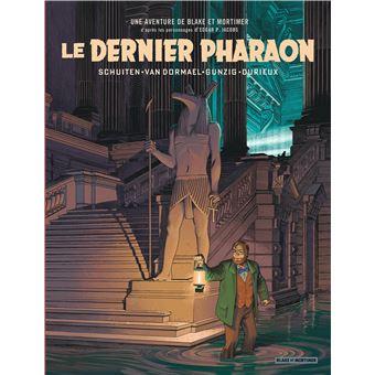 Blake et MortimerLe Dernier Pharaon
