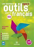 Nouveaux outils pour le francais ce2 eleve (les)