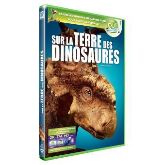 Sur la terre des dinosaures Le film DVD