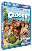 Les croods Blu-ray