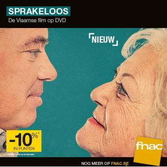 Sprakeloos DVD