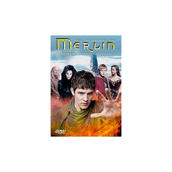 MerlinMerlin Saison 5 DVD